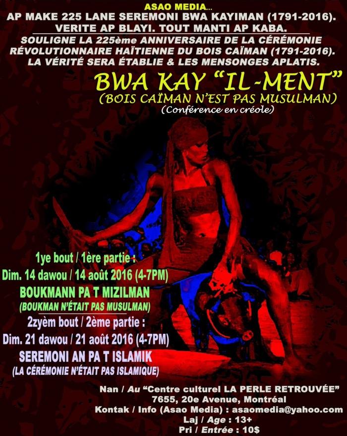 bwa kayman flyer