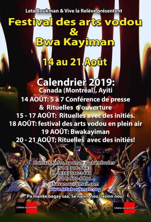 Festival Vodou 2019